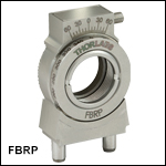 Ø1/2in Optic High-Precision Rotation Mount