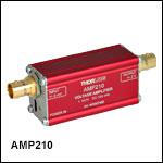 Voltage Amplifiers for Photodetectors