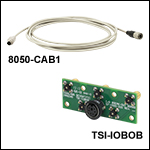 Optional Accessories for Kiralux™ USB 3.0 CMOS Cameras