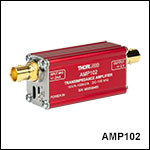 Switchable Gain Transimpedance Amplifiers with Adjustable Zero Voltage