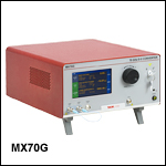 70 GHz Calibrated Electrical-to-Optical Converters
