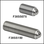 3/8in-100 Fine Hex Adjusters