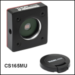 Zelux™ 1.6 MP Monochrome and Color CMOS Compact Scientific Digital Cameras