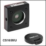 Zelux<sup>®</sup> 1.6 MP Monochrome and Color CMOS Compact Scientific Digital Cameras