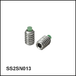 2-56 Stainless Steel Setscrews