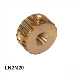 M2 x 0.20 Lock Nut