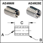 Thread Adapters - Internal to External