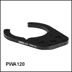 Accessory Adapter for Breadboard Frames