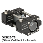 Heater Assembly for Ø9, Ø19, or Ø25 mm Glass Cells