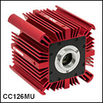 Hermetically-Sealed, Cooled Kiralux12.3 MP CMOS Compact Scientific Camera