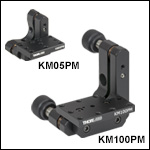 Kinematic Prism Mounts
