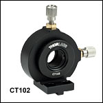 Ø1/2in Optic XY Translation Mount