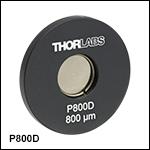 Stainless Steel Pinholes