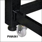 Casters (for Breadboard Support Frames)