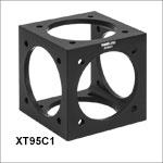Five-Way Corner Cube for 95 mm Rails