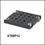 Rail Plate for 95 mm Rails