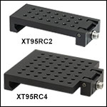 Drop-On Rail Carriages for 95 mm Rails