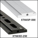 XT66 66 mm Single Dovetail Rails