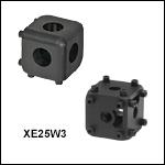 Quick Corner Cube for 25 mm Rails