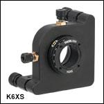 6-Axis Kinematic Optic Mount