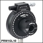 Ø1.00in High-Precision Rotation Mount with Polarizing Prism Mount