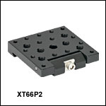 Rail Carriage for 66 mm Rails