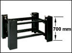 Active Isolation 700 mm Support Frames