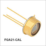 InGaAs Photodiode with NIST Traceable Calibration