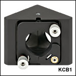 30 mm Right Angle Kinematic Cage Mount