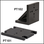 PT Series Mounting Adapters
