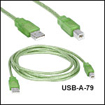 High-Speed USB 2.0 Type-A to Type-B Cable