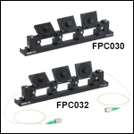 3-Paddle Polarization Controllers, Ø27 mm Loop