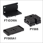 EO Modulator Mounting Accessories