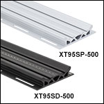 95 mm One-Sided Rails