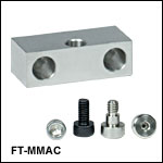 FiberBench Adapter: Mount for Standard Optomechanical Components