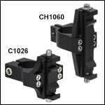 Cage System Clamps for Ø1in (Ø25.0 mm) Posts