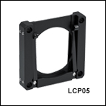 Cage Mount for 2in (50 mm) Square Filters