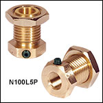 3/16in-100 Fine Locking Bushing with Nut