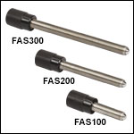 1/4in-80 Fine Adjusters with Knob