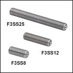 M3 x 0.25 Fine Hex Adjusters