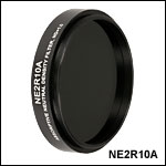 Mounted Ø2in Absorptive Neutral Density Filters
