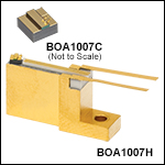 Booster Optical Amplifier Chips