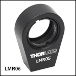 Lens Mount with Internal SM05 Threads