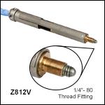 Vacuum-Compatible DC Motor Actuators, 12 mm Travel