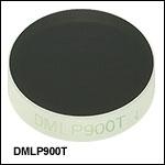 Longpass Dichroic Mirrors/Beamsplitters: 900 nm Cut-On Wavelength