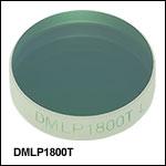 Longpass Dichroic Mirrors/Beamsplitters: 1800 nm Cut-On Wavelength
