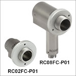 FC/PC-Connectorized Protected Silver Reflective Collimators