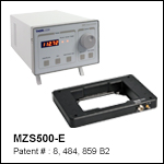 Z-Axis Piezo Stage and Controller Bundle for XYZ Stage Configuration