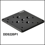 MAX300/MBT Mounting Plate