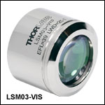 Scan Lens for Visible Imaging Systems
